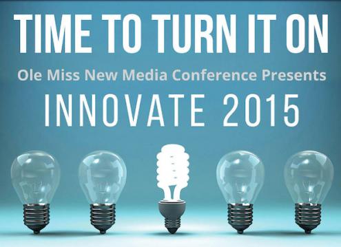 Innovation is focus of Ole Miss New Media 2015