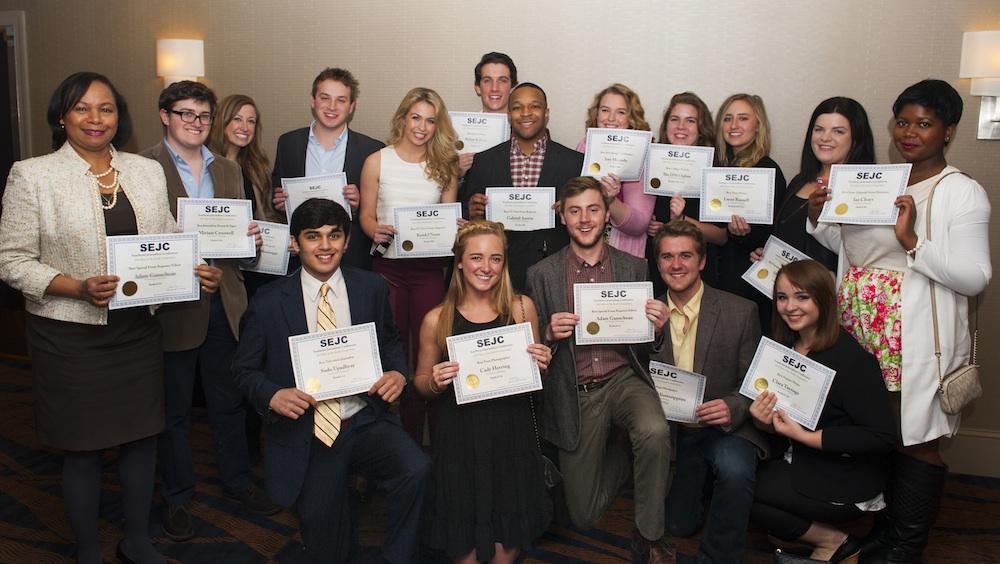 Meek School students named SEJC champions
