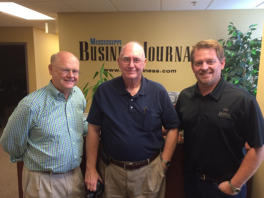 Norton, Turner, McNeece at Mississippi Business Journal