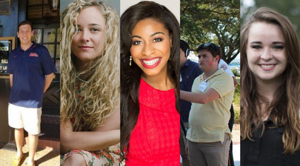 Spotlight on 2016-2017 Student Media Leaders