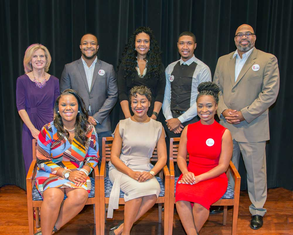 Yesterday, Today and Tomorrow: Meek School African American alumni discuss professional experiences