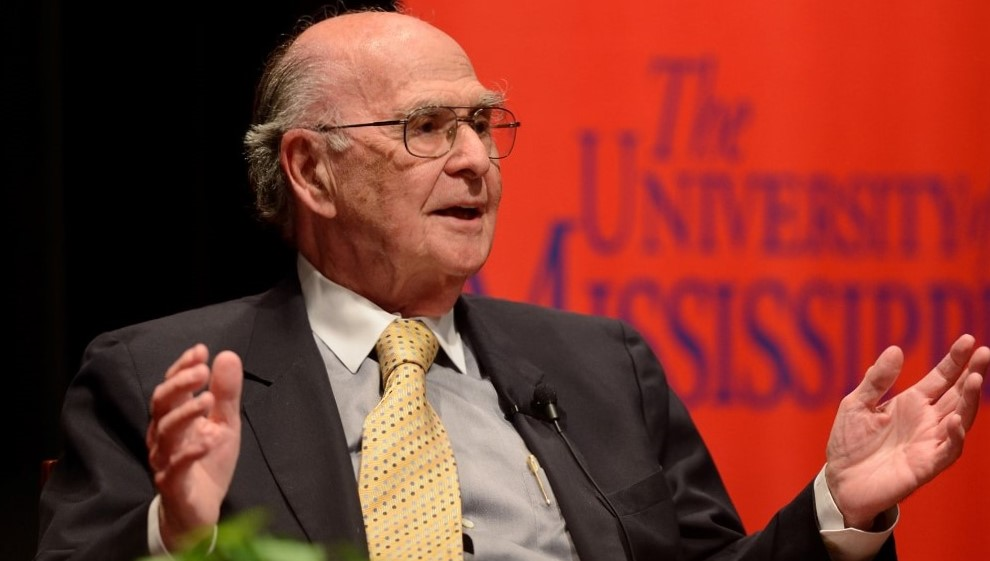 Harold Burson, 'Father of Public Relations,' Named to SPR Hall of Fame
